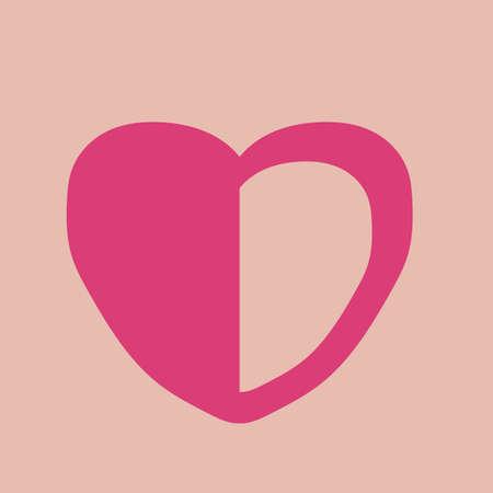 Ilustración de heart - Imagen libre de derechos