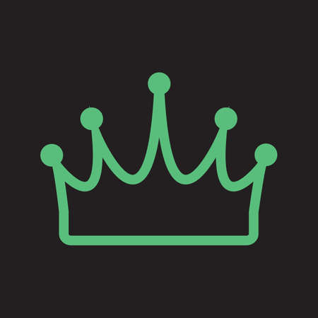 Ilustración de crown - Imagen libre de derechos