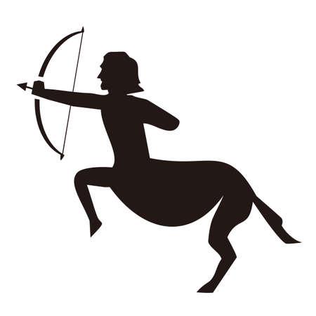 Ilustración de centaur - Imagen libre de derechos