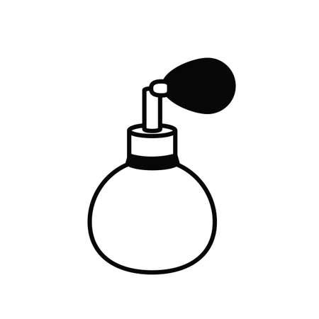 Ilustración de Perfume spray - Imagen libre de derechos