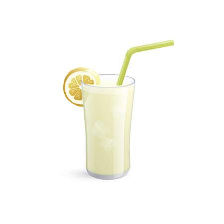 Illustration pour lemon juice - image libre de droit