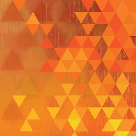 Ilustración de abstract geometrical design - Imagen libre de derechos
