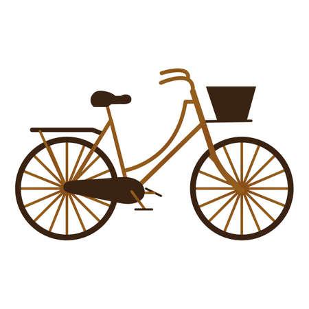 Illustrazione per bicycle - Immagini Royalty Free