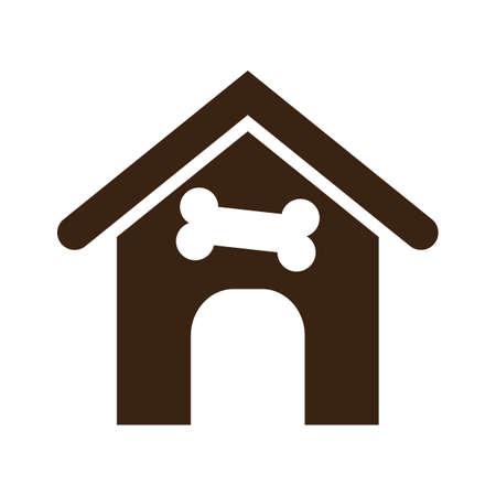 Ilustración de dog house - Imagen libre de derechos