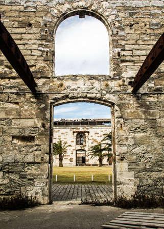 Foto de Bermuda ruins - Imagen libre de derechos