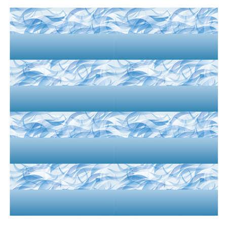 Ilustración de Water pattern, vector illustration - Imagen libre de derechos