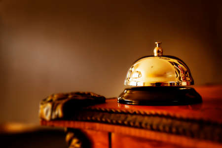 Photo for Table Bell - Royalty Free Image