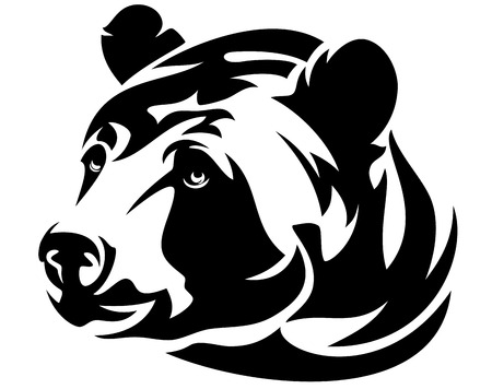 Photo pour bear  vector - image libre de droit
