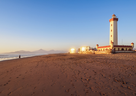 Photo for Lighthouse in La Serena, Coquimbo Region, Chile - Royalty Free Image