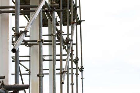 Photo pour scaffolding elements  - image libre de droit