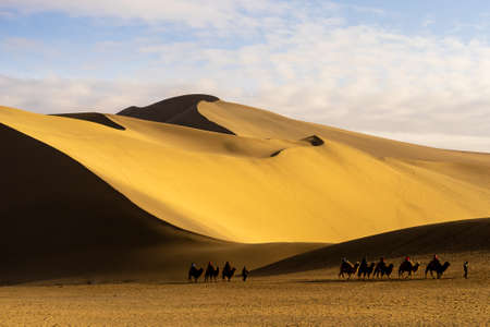 Photo for Silk Road - Dunhuang - Royalty Free Image