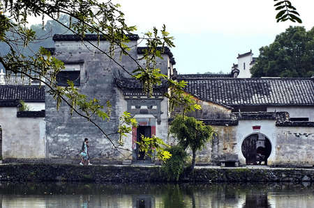 Photo for Huizhou hongcun scenery - Royalty Free Image