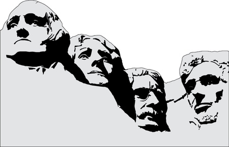 Presidents of Mount Rushmore