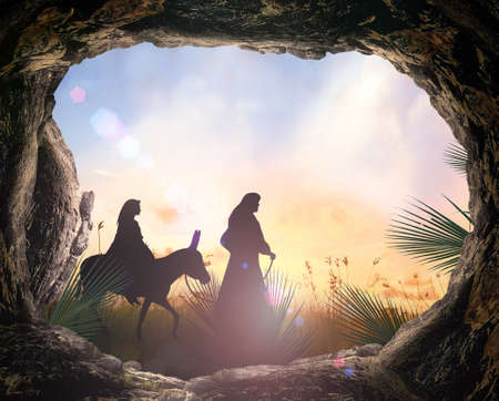 Photo for Nativity concept - Royalty Free Image