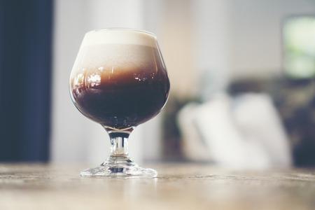 Foto de Nitro Cold Brew Coffee - Imagen libre de derechos