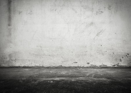 Photo for Abstract old dirty concrete wall texture background. - Royalty Free Image