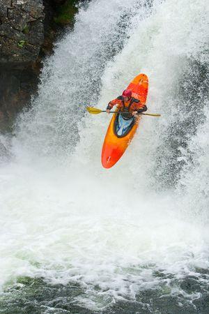 Foto de Waterfalls in Norway - Imagen libre de derechos