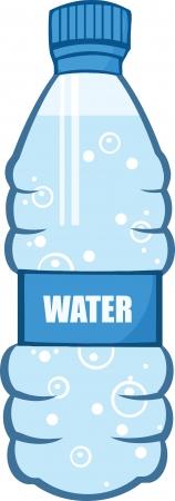 Cartoon Water Bottle