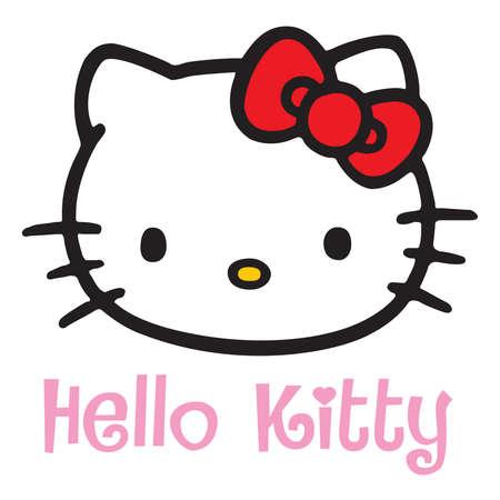 Hello Kitty white head
