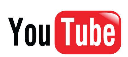Foto de youtube logo channel video sharing media - Imagen libre de derechos