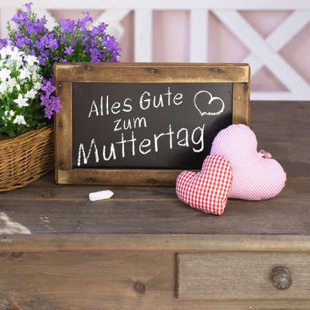 German Muttertag
