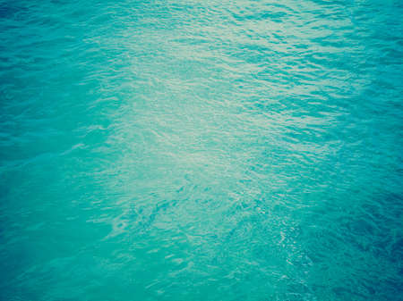 Photo for Vintage looking Blue water texture useful as a background - Royalty Free Image