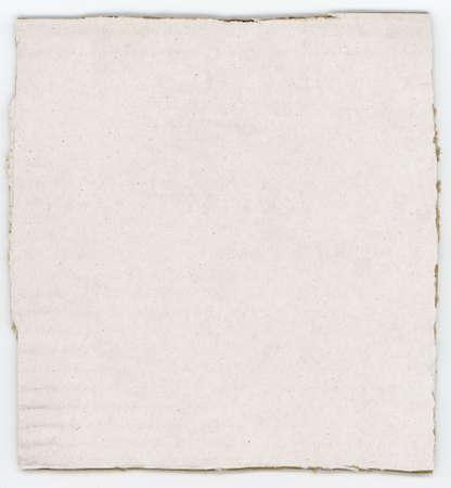 Foto de off white cardboard texture useful as a background - Imagen libre de derechos