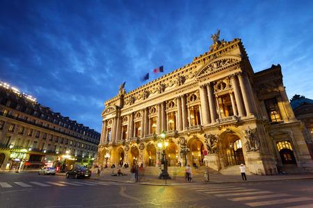Photo for Opera Garnier, Paris, France - Royalty Free Image