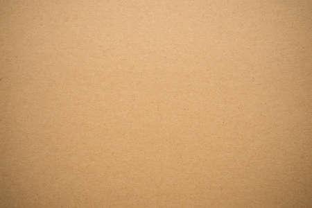 Photo pour Brown cardboard or paperboard texture background - image libre de droit