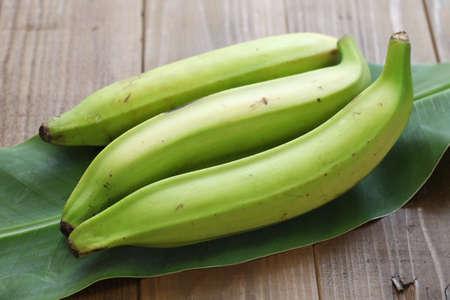 Foto de plantain banana - Imagen libre de derechos