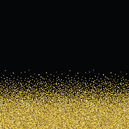 Illustration for Glitter seamless texture.  - Royalty Free Image