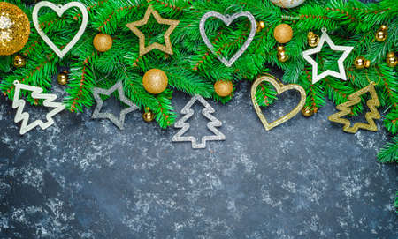Photo for Christmas or New Year decoration - Royalty Free Image