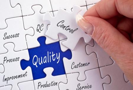 Foto de Quality Control - Imagen libre de derechos