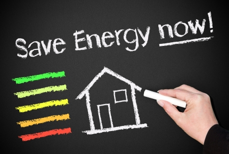 Photo for Save Energy now   - Royalty Free Image