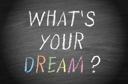 Foto de What is your dream   - Imagen libre de derechos