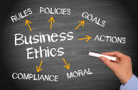 Photo for Business Ethics - Royalty Free Image