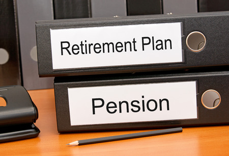 Photo for Retirement Plan and Pension - Royalty Free Image
