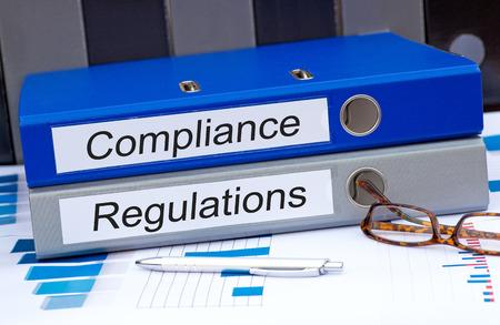 Photo pour Compliance and Regulations - image libre de droit