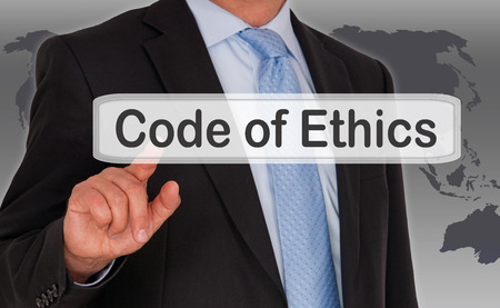 Photo for Code of Ethics - Royalty Free Image