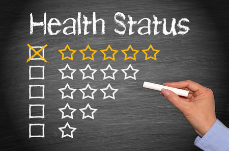 Photo for Health Status - Royalty Free Image