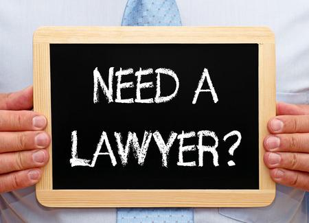 Foto de Need a Lawyer? - Imagen libre de derechos