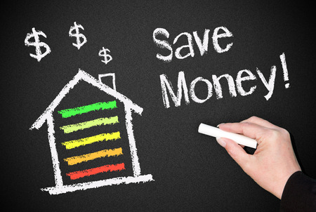 Foto de Save Money with Energy Efficiency - Imagen libre de derechos