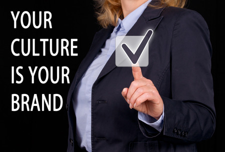 Photo for Your Culture is your Brand - Royalty Free Image