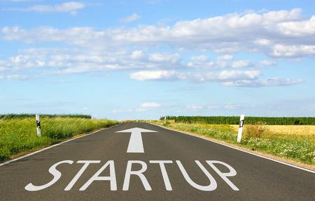 Foto de Startup - Imagen libre de derechos