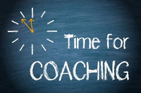 Foto de Time for Coaching - Imagen libre de derechos