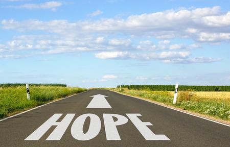 Foto de Hope - Imagen libre de derechos