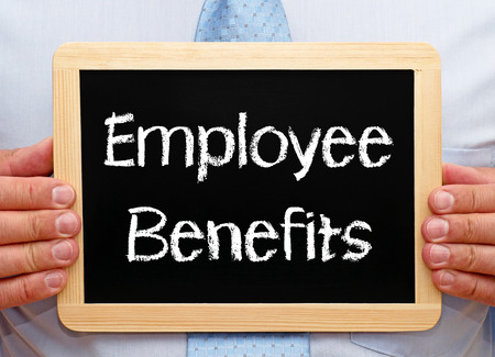 Photo for Employee Benefits - Royalty Free Image