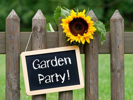 Foto de Garden Party - Imagen libre de derechos