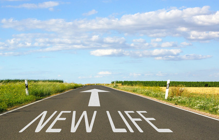 Photo pour New Life - image libre de droit