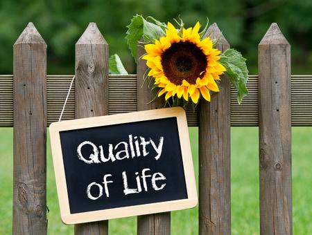 Foto de Quality of Life - Imagen libre de derechos
